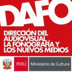 DAFO - Dirección del Audiovisual, la Fonografía y los Nuevos Medios - Cine Perú