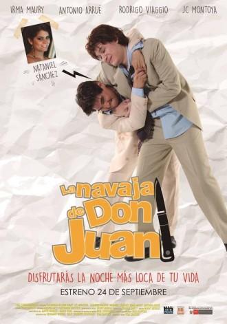 La Navaja de Don Juan, afiche