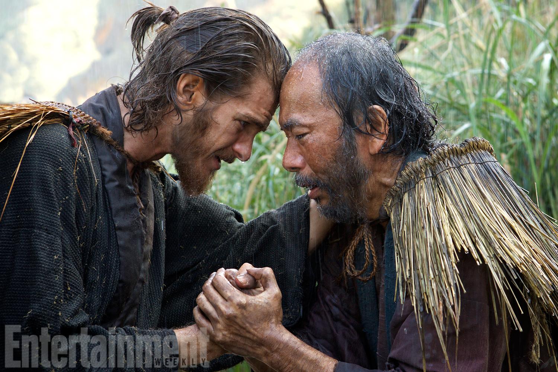 Silence, Andrew Garfield, Martin Scorsese