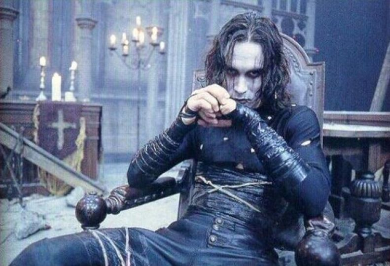 Brandon Lee, The Crow