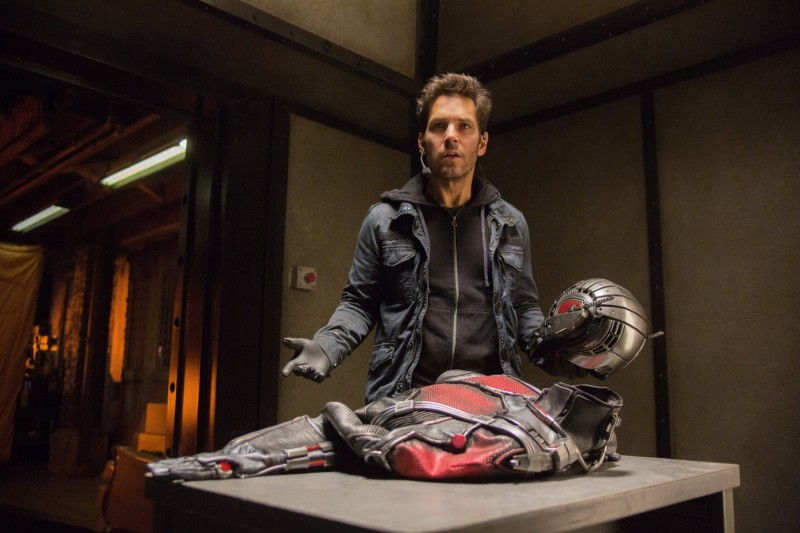 Ant-Man,Paul Rudd