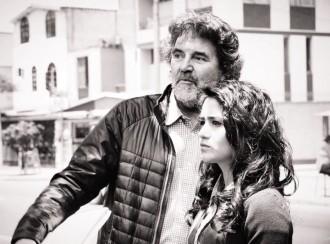 Dos besos, Francisco Lombardi y Mayella Lloclla