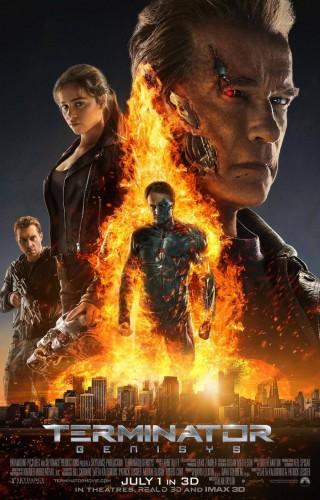 Terminator Genesis poster