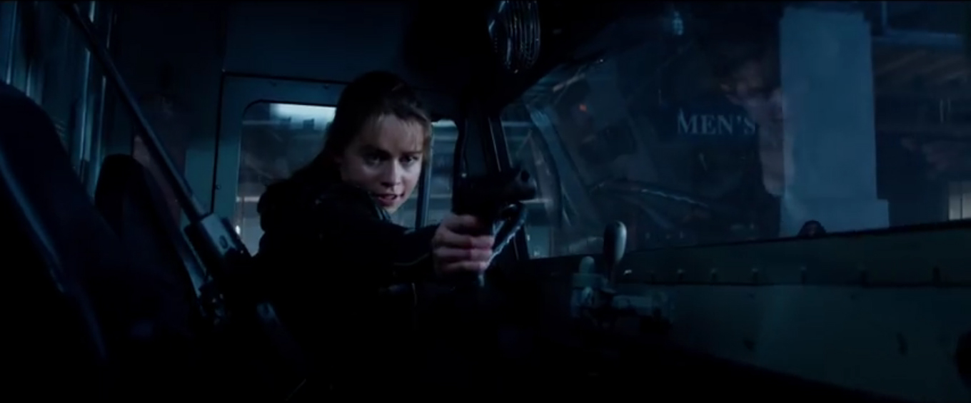 Sarah Connor ya no es inocente.