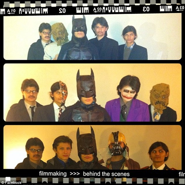 The Wolfpack - Angulo brothers