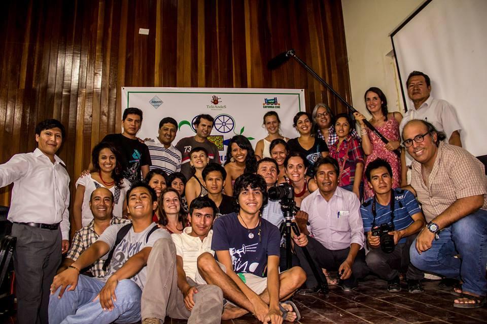 escuela de cine amazonico