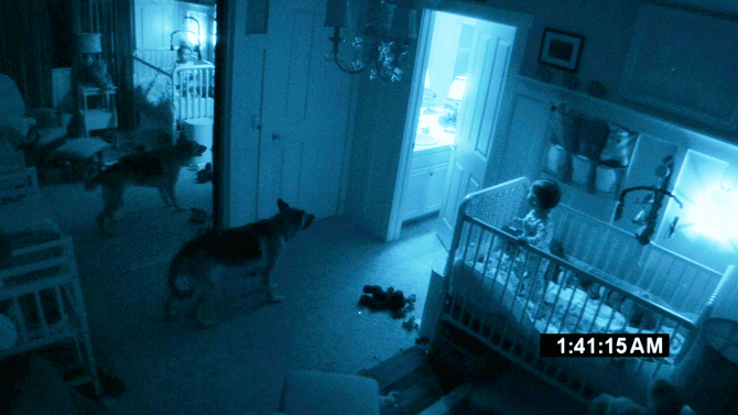 "Paramount probará suerte con ""Paranormal Activity: The Ghost Dimension"""