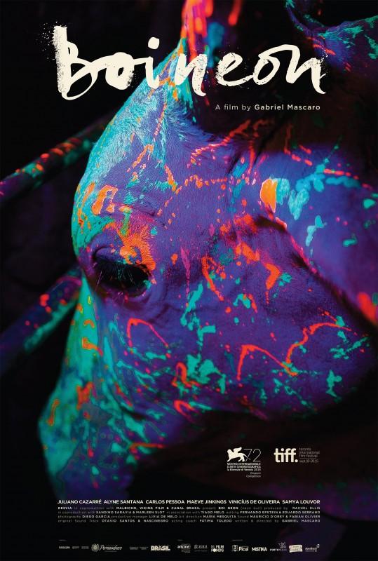 Boi Neon afiche
