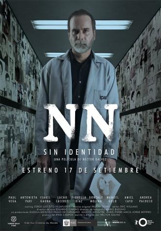 NN Sin Identidad poster