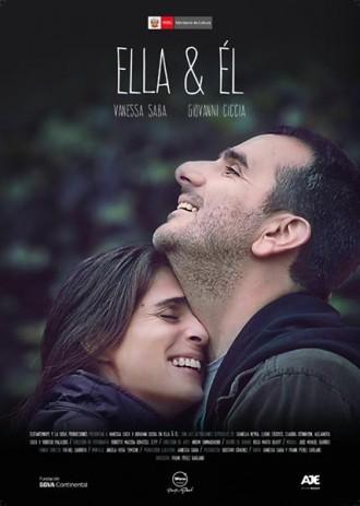 POSTER - Ella y Él