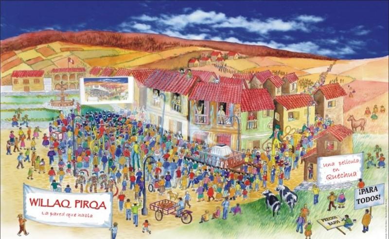 Willaq Pirqa - La pared que habla