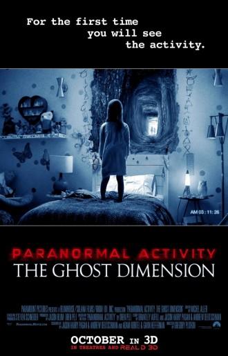 Actividad Paranormal 5