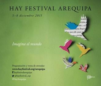Hay Festival Arequipa 2015