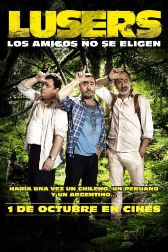 Lusers poster afiche