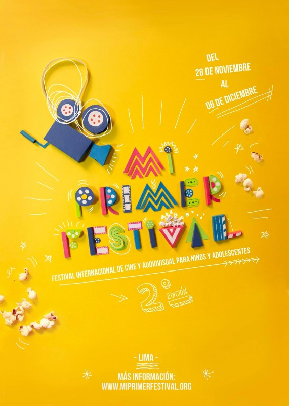 2 Mi Primer Festival - poster