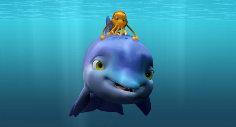 """""""El delfín, la historia de un soñador' (Eduardo Schultz, 2009)"""