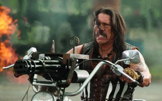 "Danny Trejo in Columbia Pictures' ""Machete."""
