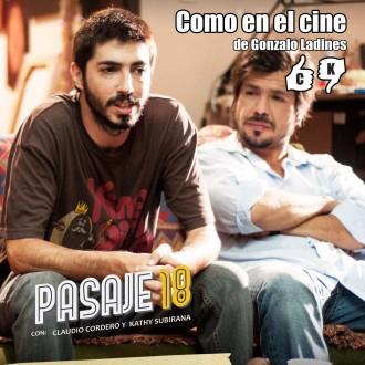 Como en el cine - Pasaje 18