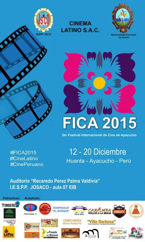 FICA 2015 - afiche