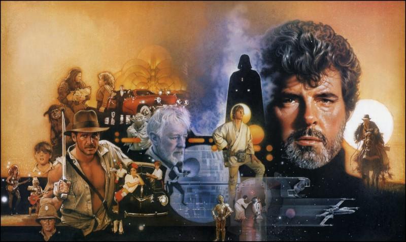La Fuerza de George Lucas