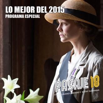 Pasaje 18 - Lo mejor del cine del 2015