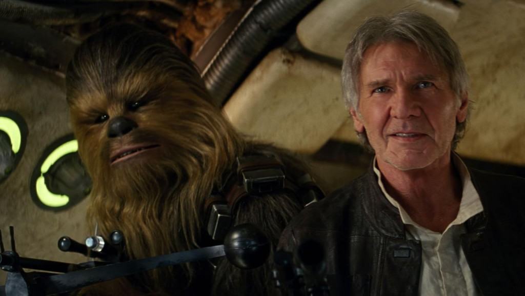 Star Wars 7 - Han Solo