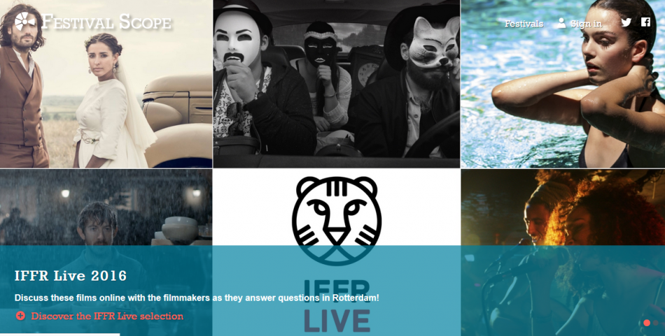 Festival Scope IFFR Live