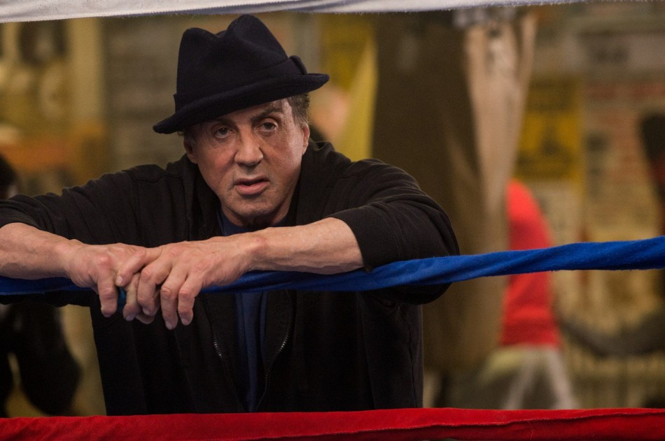 Stallone en Creed