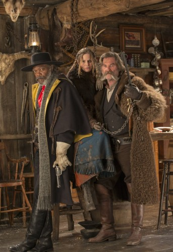 The Hateful Eight - cast