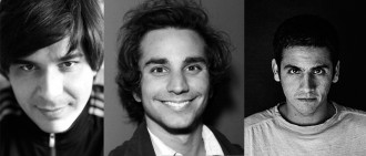Martin Hawie, Adrian Saba, Felipe Esparza