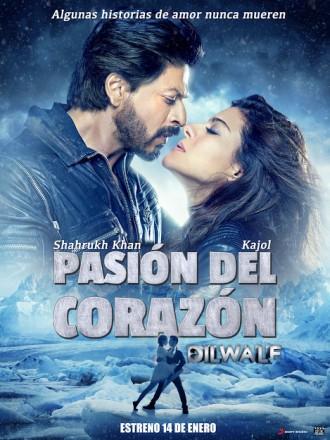 dilwale-pasion-del-corazon-afiche
