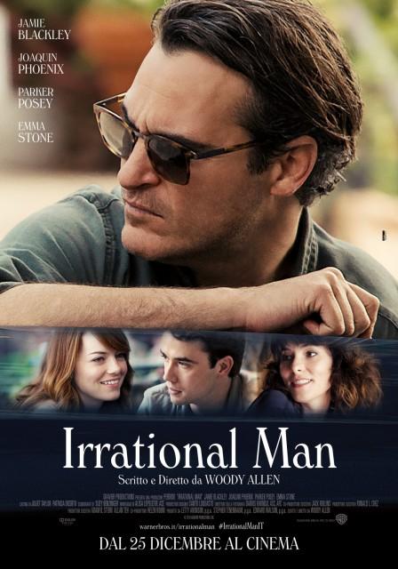 Ver Irrational Man Online (2015) Hombre Irracional Gratis HD Pelicula Completa