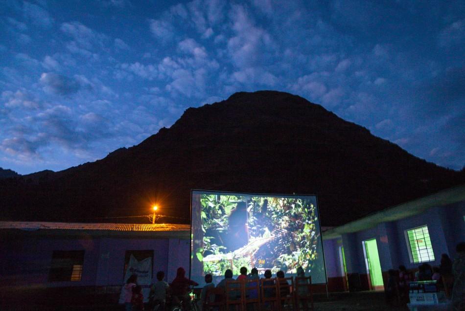 la combi - proyecto cineclubes escolares