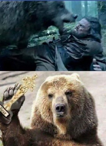 leonardo dicaprio meme the revenant