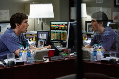 the big short - christian bale