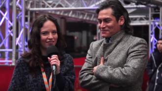 Berlinale 2016 - entrevista Cristhian Esquivel