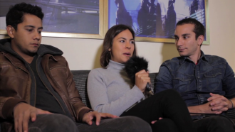 El sonador de Adrian Saba, entrevista exclusiva
