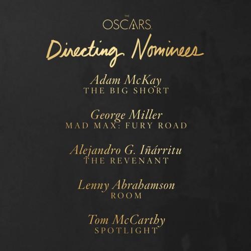 Premios Oscar Mejor director