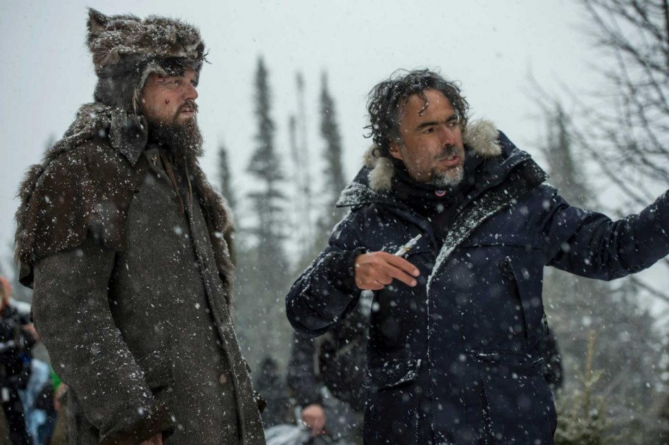 The Revenant Inarritu DiCaprio