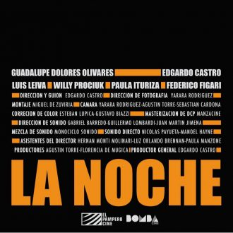 La noche - Edgardo Castro