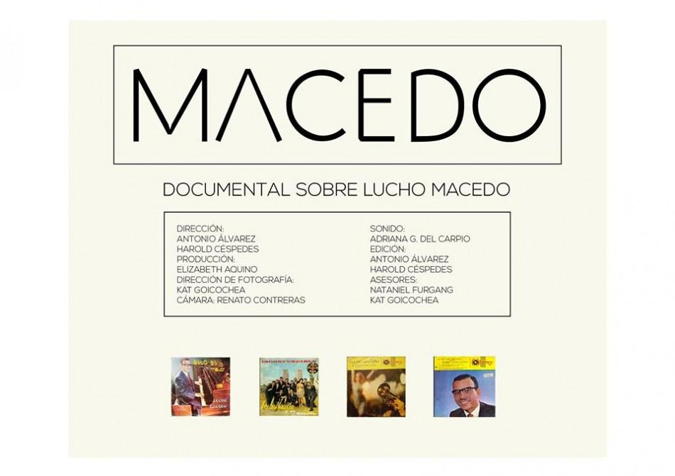 Macedo, de Antonio Alvarez