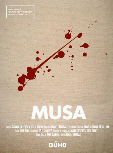 Musa, de Manuel Higueras