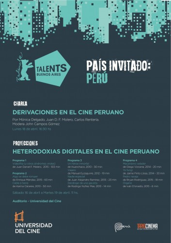 Talents Buenos Aires - Peru 2016