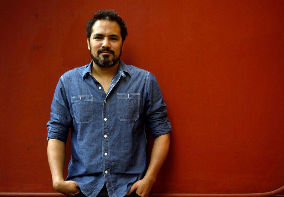 Carlos Ciurlizza, guionista, director y protagonista de Sebastián (2014).