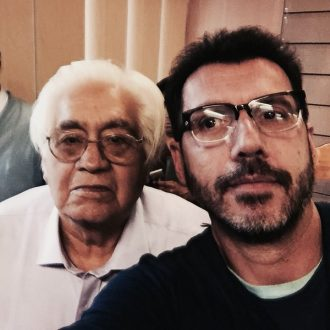 Oswaldo Reynoso y Alberto Fuguet