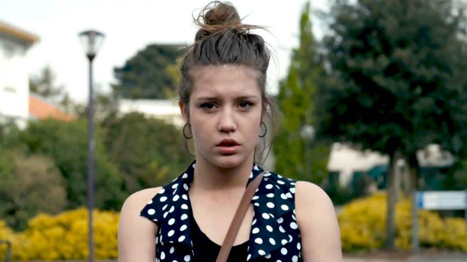 qui-vive - Adele Exarchopoulus