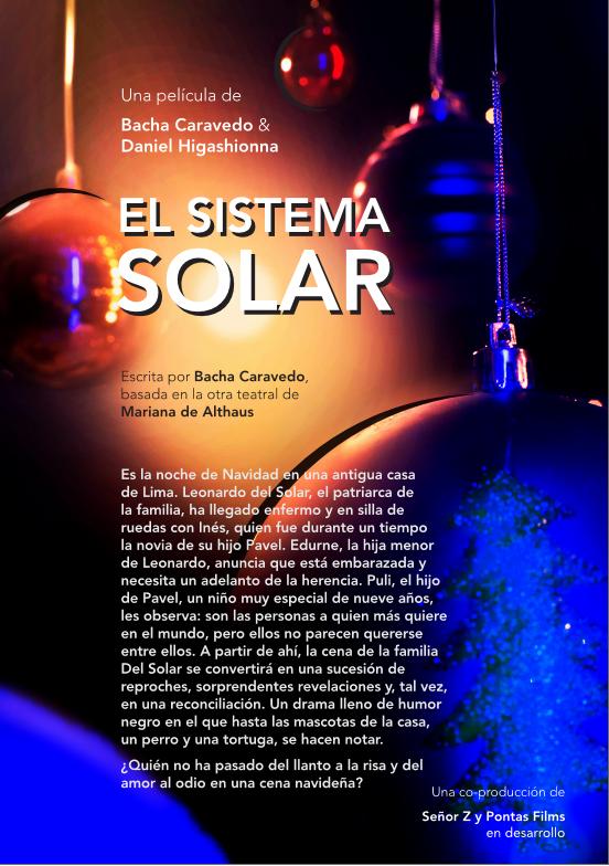 El sistema solar 2017 - brochure