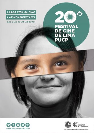 20 Festival de Lima - afiche