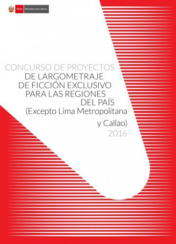Concurso Cine Regional DAFO 2016