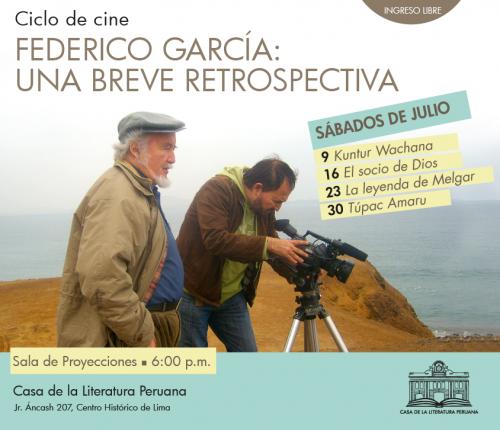 FedericoGarcia - ciclo cine